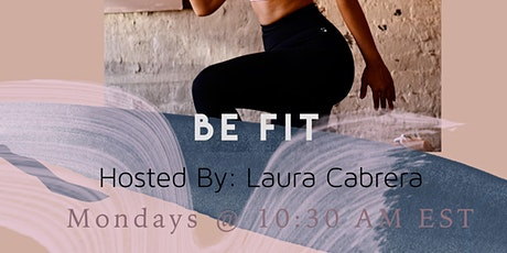 SocietyX : Be Fit By Laura In-Home Fitness 30 Min Workout tickets