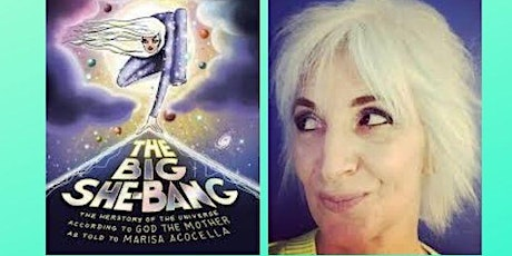(Online) Pop-Up Book Group with Marisa Acocella: THE BIG SHE-BANG tickets