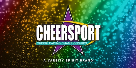 21 CHEERSPORT CHARLOTTE (*New location - Greensboro) GRAND CHAMPIONSHIP tickets