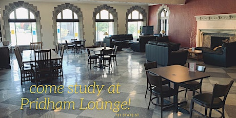 Study @ Pridham Lounge tickets