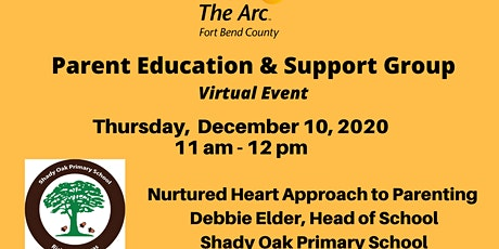 Nurtured Heart Approach to Parenting - Debbie Elder tickets