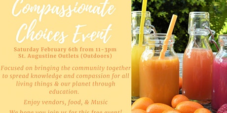 Compassionate Choices Event tickets
