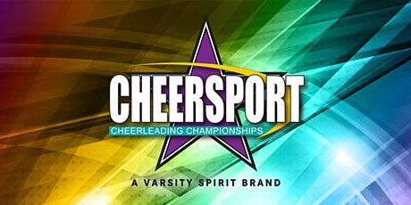 CHEERSPORT ATLANTA GRAND CHAMPIONSHIP 2020-2021 tickets