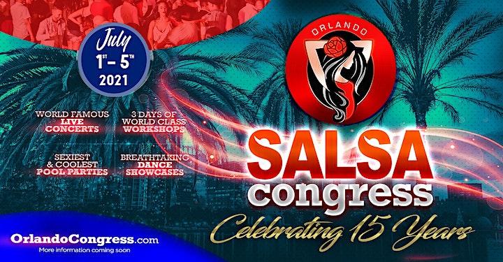 Best Dj Pool 2021 Orlando Salsa Congress 2021 Tickets, Thu, Jul 1, 2021 at 8:00 PM