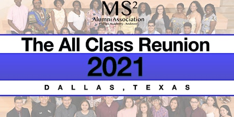 (MS)2 All Classes Reunion 2021 tickets