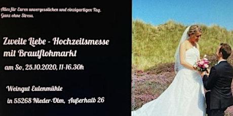 Zweite Liebe-Hochzeitsmesse tickets