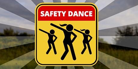 Safety Dance tickets