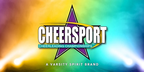 KNOXVILLE CHEERSPORT GRAND CHAMPIONSHIP 2020-2021 tickets