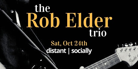 The Rob Elder Trio tickets