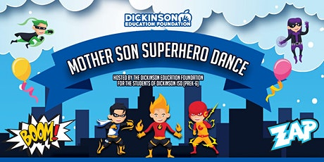 Mother Son Super HERO Dance tickets