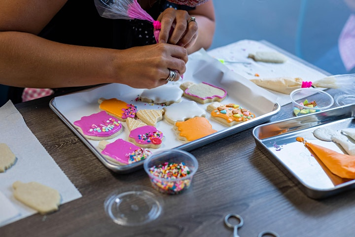 11:00AM - Spring-kles has Sprung Cookie Decorating Class at AR Workshop! image