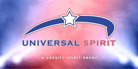 Universal Spirit - Spirit of Hope National Championship 2021 - Weekend Pass tickets
