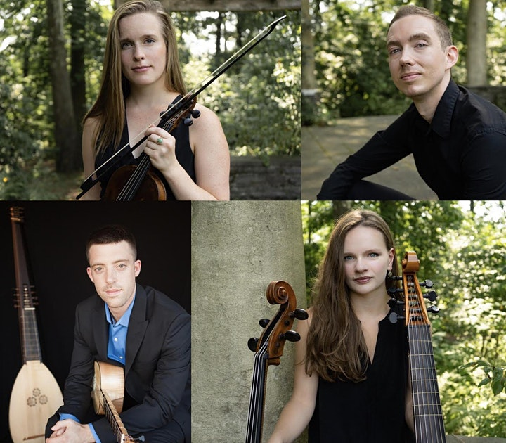 Chamber Music Performance with Ambler Musicivic image
