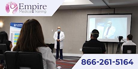 Platelet Rich Plasma Training - Los Angeles, CA tickets