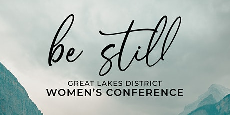 OBE Great Lakes District Women's Conference tickets