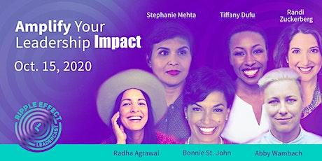 Leadercast 2020—Ripple Effect tickets