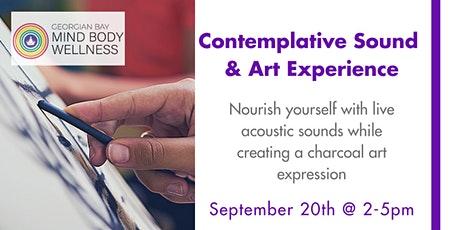 Contemplative Sound & Art Experience tickets