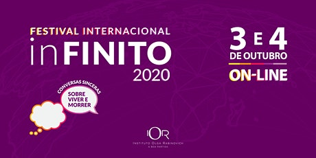 Festival Internacional inFINITO 2020 ingressos