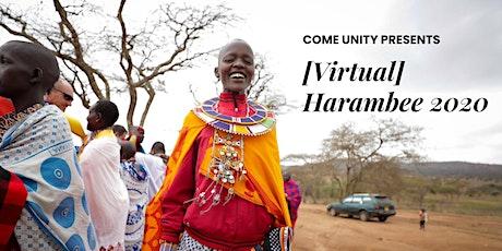 Harambee  2020   Virtual Event tickets