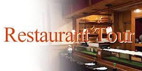 Restaurant Tour tickets