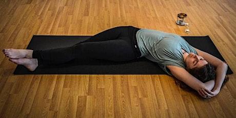 Yin Yoga / Tuesday 29th September / Single class pass tickets