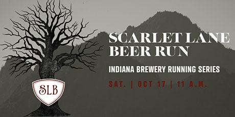 Beer Run - Scarlet Lane SoBro |2020 Indy Brewery Running Series tickets