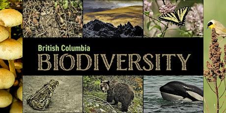 Forest Fridays - BC Biodiversity tickets