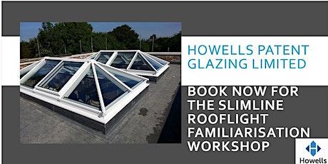 November Online Familiarisation workshop in Slimline Rooflight Assembly