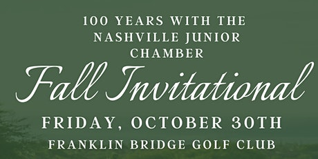 Nashville Junior Chamber Fall Invitational tickets