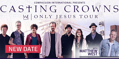 Casting Crowns - Only Jesus Tour w/ Matthew West | Virginia Beach, VA tickets