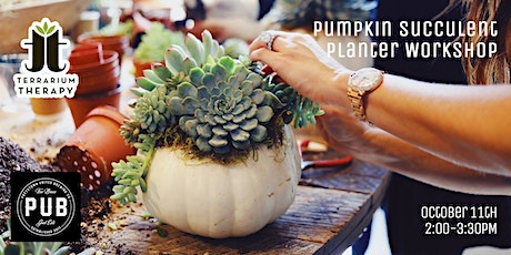 SOLD OUT -  Pumpkin Succulent  at Pottstown United Brewing Company tickets