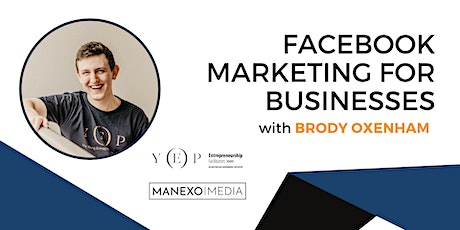 Facebook Marketing for Businesses tickets