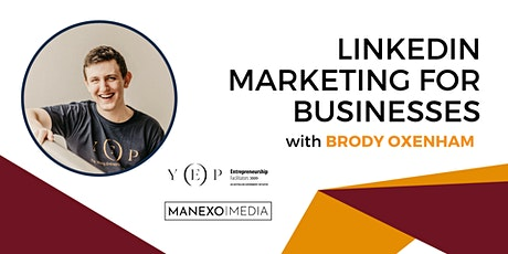 LinkedIn Marketing for Businesses tickets