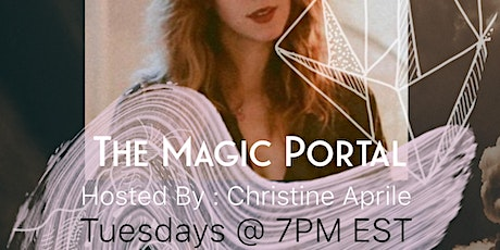 SocietyX : The Magic Portal With Christine Aprile tickets