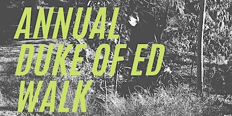 Annual Duke of Ed Walk tickets