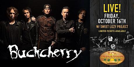 Buckcherry LIVE at Marina Pointe! tickets