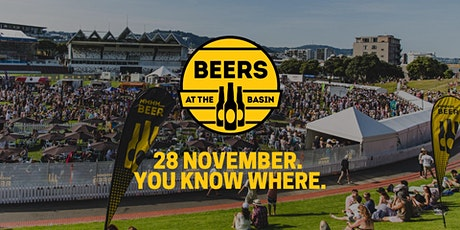 Beers at the Basin 2020 tickets