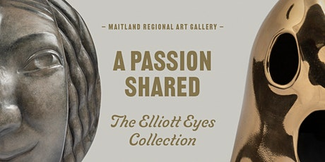 'A Passion Shared' exhibition tour with collectors Gordon & Michael tickets