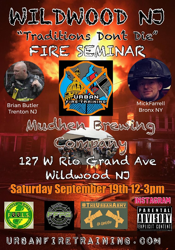 """Traditions Don't Die"" Fire Seminar: Wildwood image"