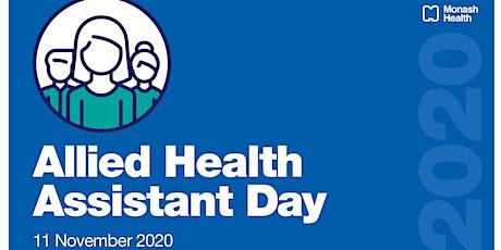 Monash Health AHA Day 2020 tickets