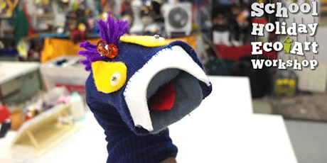 SOLD OUT Sock Puppet Crafts – Learn to Hand Sew tickets