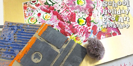 SOLD OUT - DIY Print Making Eco Art Workshop tickets