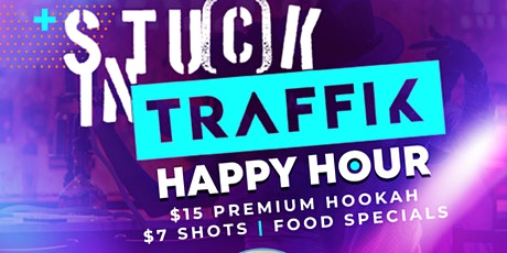 Stuck in Traffik- New  Happy Hour/Dinner At Traffik Kitchen & Cocktails tickets