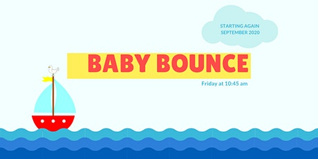 Baby Bounce 2020 tickets