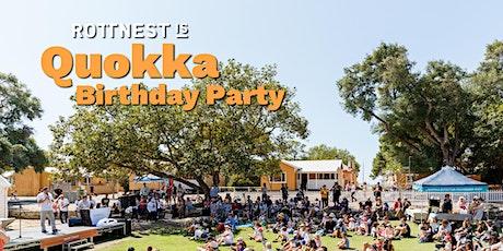 Quokka Birthday: The Quokka Birthday Party tickets