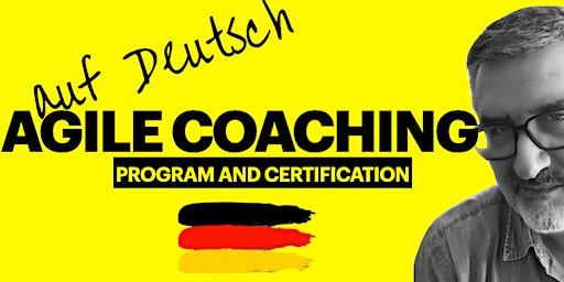 Agile Coaching Online Program Oct / Nov 2020