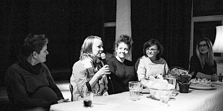 Democracy is female: Küchengespräche über den Frauenaktivismus in Osteuropa Tickets