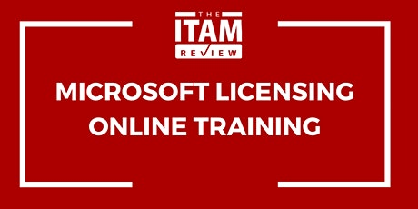 Microsoft Licensing Online US Training Course – October 2020 tickets