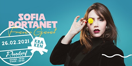 Sofia Portanet I Bremen Tickets