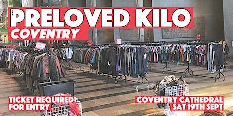 Coventry Preloved  Kilo Vintage Pop Up tickets